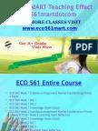 ECO 561 MART Teaching Effectively Eco561martdotcom