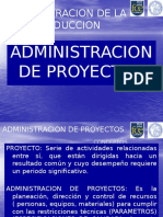 Administracion de Proyectos2015