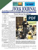 The Suffolk Journal 4/20/16