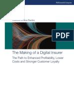 making of a digital insurer 2015  2