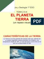 Biología y Geología 1º ESO. Tema 2-3-4