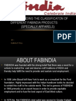 Fabindia products and outlets(Ncr)