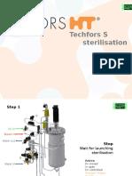 esterilización Techfors-S .ppt