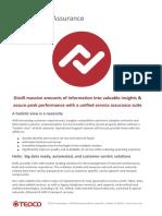 Helix Service Assurance Brochure