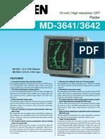 Koden Md3641 e