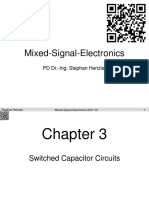 Switch Capacitor Basics