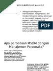 Bisnis-2 MSDM Karyawan