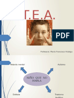 Autismo y Asperguer