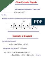 1 Fourier Analysis