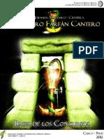 Bases de la III Jornada Cientifica Dr. Ramiro Farfan de Protocolos de Investigaci+_n, Casos Cl+_nicos y Fotograf+_as Medicas