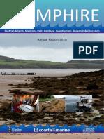 SAMPHIRE Annual Report 2015
