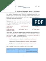 2º Bach Las Perífrasis Verbales 16 Soluciones