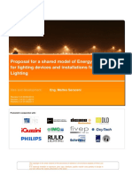 Hera Luce's Protocol for Energy Efficiency in Road Lighting