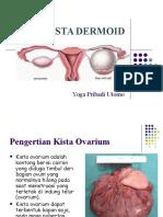 KISTA-dermoid