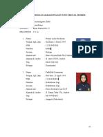 62-63 Lampiran 7. Biodata mahasiswa KKN .doc