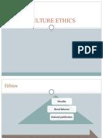 Cross Culture Ethics