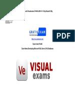 Microsoft.visualexams.70 464.Vv2014!11!19.by.russell.120q
