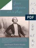 robert houdin - les secrets de la prestidigitation et de la magie (ingles, 1877).pdf