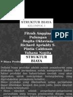 Struktur Biaya Ppt