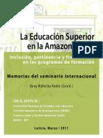 Memorias Seminario Eduación25 06 2011 Web
