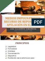Medios Impugnatorios-recurso de Reposicion y Apelacion