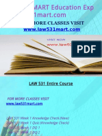 LAW 531 MART Education Expert-law531mart.com