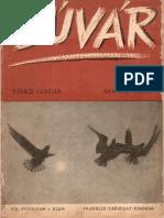 Buvar 1942. 1.szám