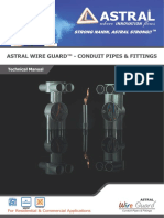 Astral Wire Guard Pipes