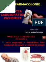 31570725 Curs 4 Cardiopatia Ischemică Vasodilatatoare Periferice