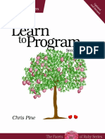 Aprenda a Programar Em Ruby