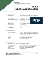 02. Bab II Informasi Kegiatan