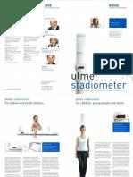 Ulmer Stadiometer.pdf