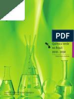 Livro Quimica Verde No Brasil 2010 2030
