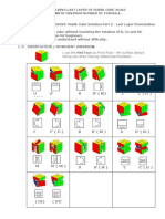 How To Solve 3x3 Rubiks Cube Pdf