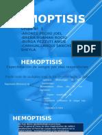 Expo Hemoptisi Grupo 1