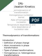 DRJ Phase Transformation Cp