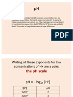 Lecture 7 Polyprotics Acids, Titration Curves, Buffers PPT