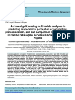 African Journal  of AgriBusiness