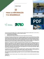 Guia d Buenas Practicas Turismo Para La Naturaleza y Desarrollo