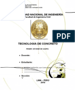 1er Informe Granulometria Peso Unitario y Malla 200