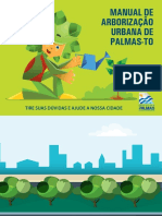 Manual de Arborização Urbana de Palmas-To - Digital