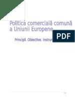 Referat Economie Europeana - Politica comerciala comuna a Uniunii Europene