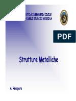 Strutture Metalliche_progetto
