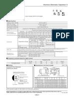 Panasonic_Aluminium Electrolytic Capacitors - SMD
