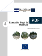 Tomo 4- Extracción Ilegal de Materiales Minerales