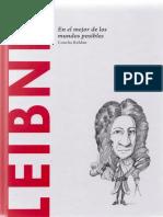 29. Roldán, Concha - Leibniz. en El Mejor de Los Mundos Posibles