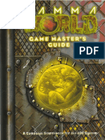 Gamma World d20 - Gamemasters Guide