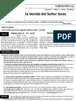 HCV La Segunda venida del Señor Jesùs 17 Abr 16-2