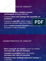 Factor Affecting Rate of Reaction(Catalyst)