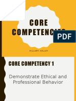 competency 1